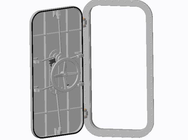 Schott Typ D 1:40 in Smooth Fine Detail Plastic