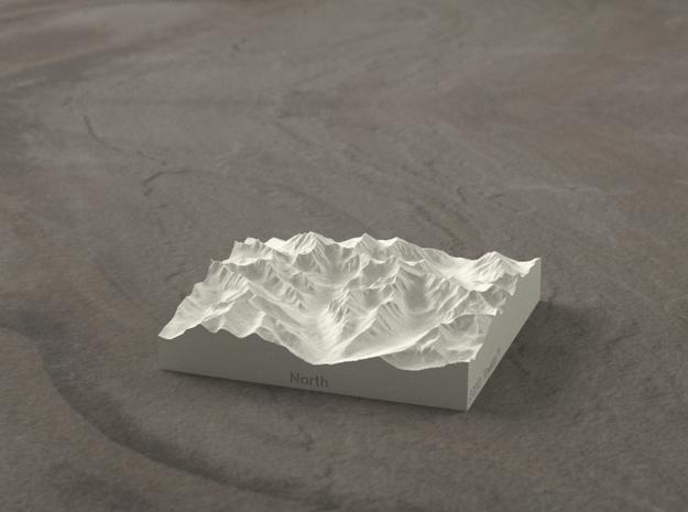 3''/7.5cm High Tatras, Poland/Slovakia, Sandstone in Natural Sandstone
