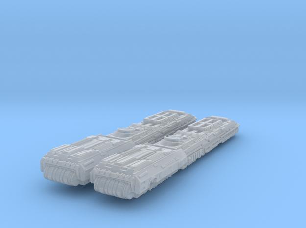1/2256 Revell Venator Bridge Set of 2 in Smooth Fine Detail Plastic