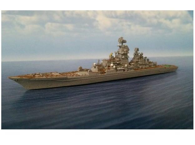 1/2000 RFS Pyotr Velikiy in Smooth Fine Detail Plastic