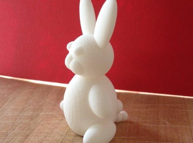 Bunny in Natural Sandstone