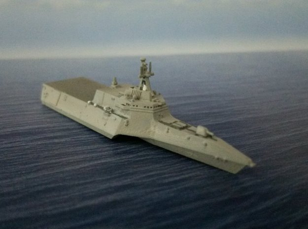 1/2000 USS Independence in Smooth Fine Detail Plastic