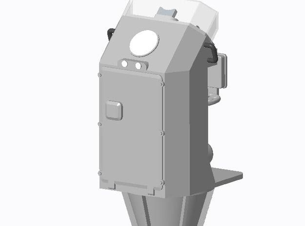 OGR7 Richtsäule 1:50 in Smooth Fine Detail Plastic