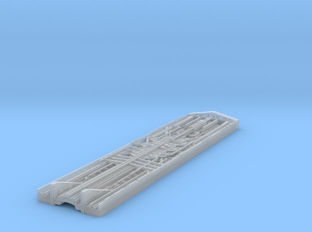 1/2256 Ventral Trench for Revell Venator in Smooth Fine Detail Plastic