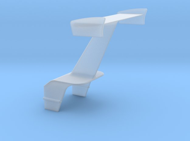 Wing With Motor Box Mt 36 in Smooth Fine Detail Plastic