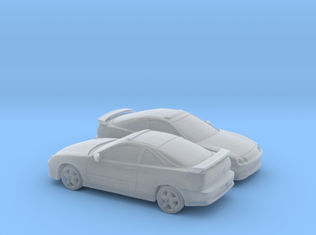 1/160 2X 1996 Acura Integra Type R in Smooth Fine Detail Plastic