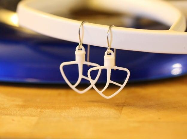 Kitchenaid-Style Mixer Earrings