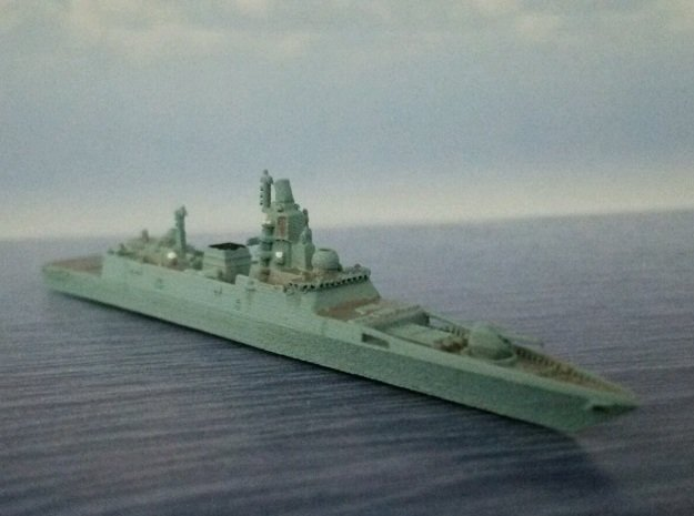 1/2000 RFS Admiral Gorshkov-class frigate in Smooth Fine Detail Plastic