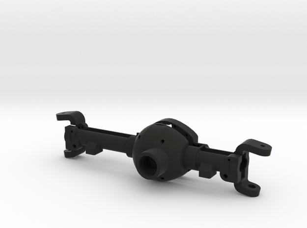 Axle Part 1 in Black Natural Versatile Plastic