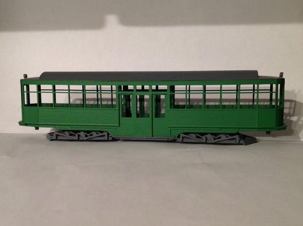 "BVB B4 1400 (""Dante Schuggi"" – Anhänger) in Smooth Fine Detail Plastic"