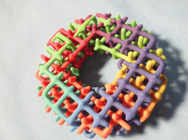Möbius lattice in Full Color Sandstone: Large