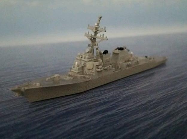 1/2000 USS John Paul Jones in Smooth Fine Detail Plastic