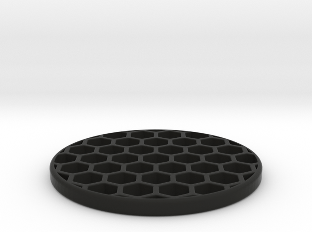 KillFlash 41.5mm 3mmHeight 5.1Clearance 1.1mmThick in Black Natural Versatile Plastic