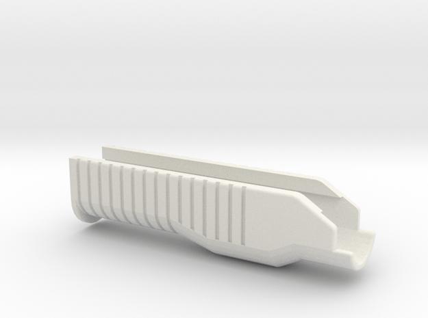SPAS 12 Pump in White Natural Versatile Plastic