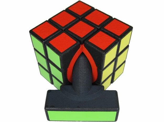 Forni Cube in White Natural Versatile Plastic