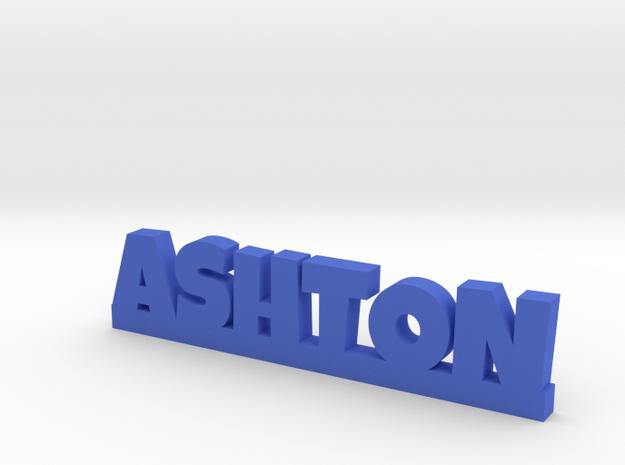 ASHTON Lucky in Blue Processed Versatile Plastic