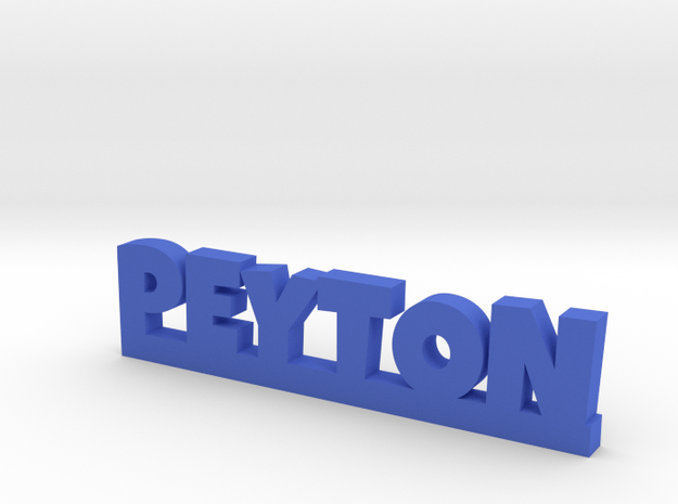 PEYTON Lucky in Blue Processed Versatile Plastic