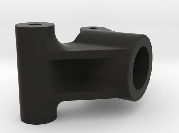 081004-00 KingCab & Monster Racer Upright, Single in Black Natural Versatile Plastic