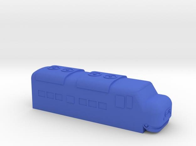 Blue Engine - Kato 11-105 in Blue Processed Versatile Plastic