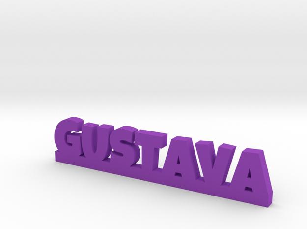 GUSTAVA Lucky in Purple Processed Versatile Plastic