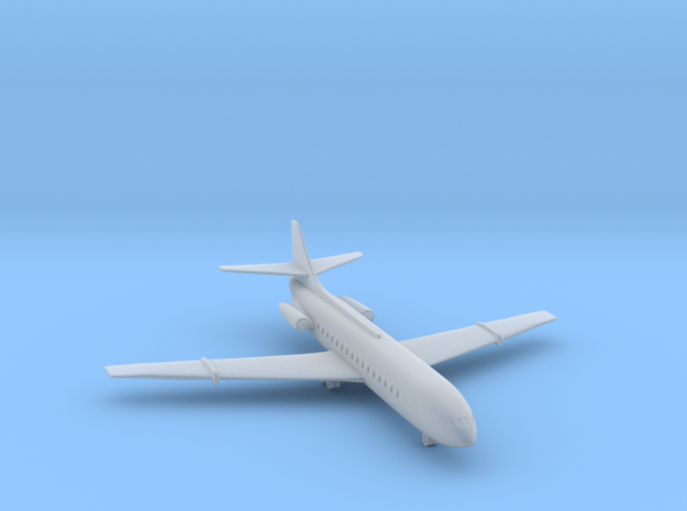 1/500 Caravelle III in Smooth Fine Detail Plastic