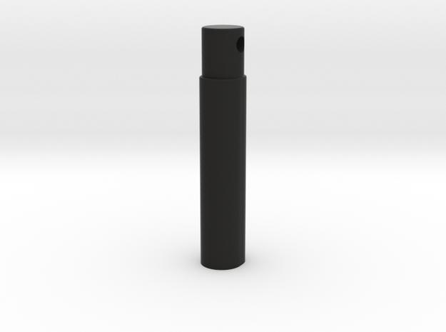 TT01 Battery Post for lipo batteries in Black Natural Versatile Plastic