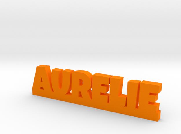 AURELIE Lucky in Orange Processed Versatile Plastic