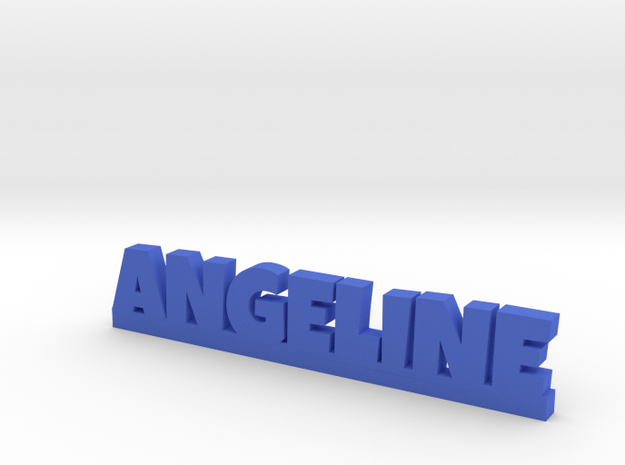 ANGELINE Lucky in Blue Processed Versatile Plastic