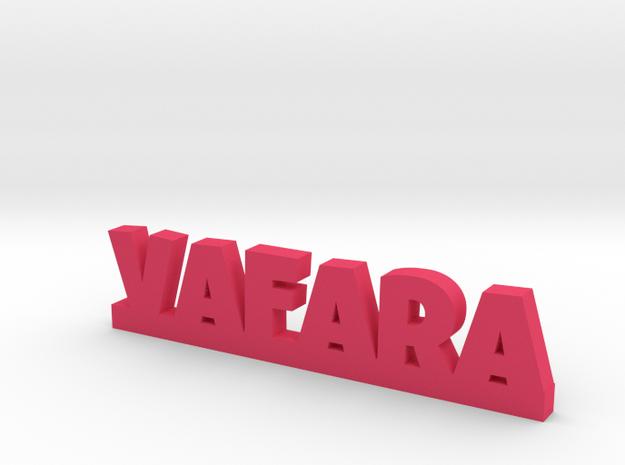 VAFARA Lucky in Pink Processed Versatile Plastic