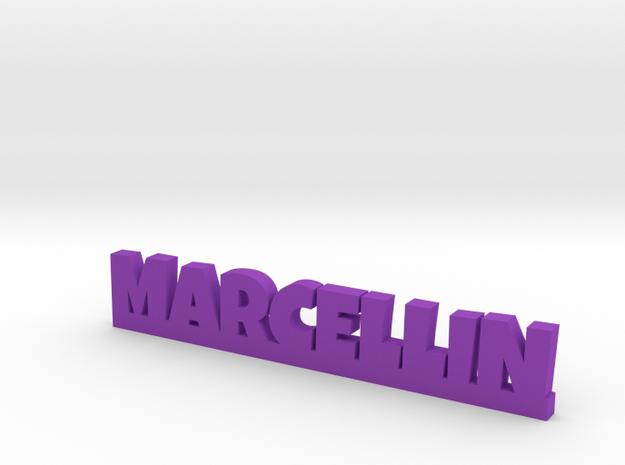 MARCELLIN Lucky in Purple Processed Versatile Plastic