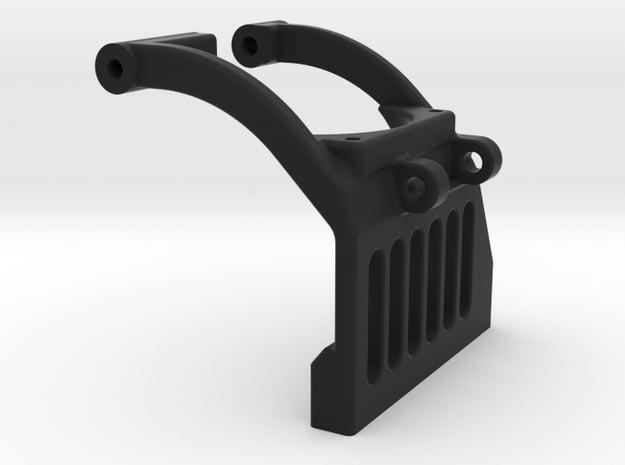 TLR 22 3.0 Fan Brace 30mm in Black Natural Versatile Plastic