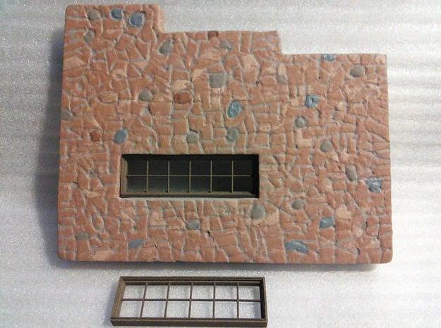 Window, 96in X 30in, 12 Panes, x2 in White Natural Versatile Plastic
