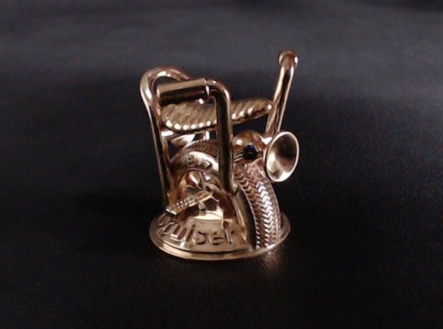 E-Z Cruiser in Polished Brass