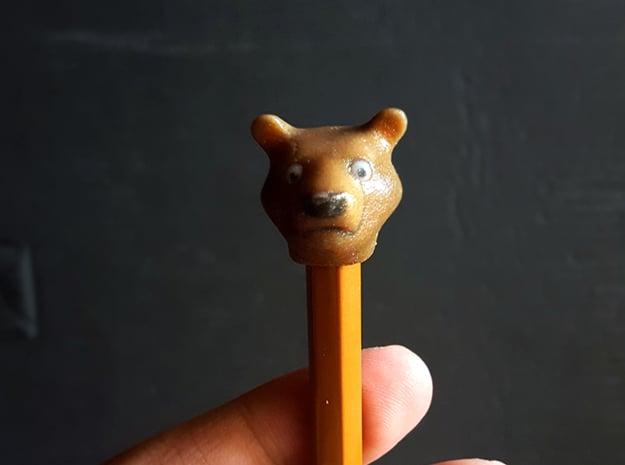 Bear in Full Color Sandstone