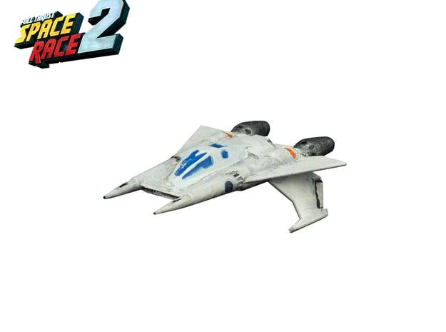 Space Race - #3 - Starfighter