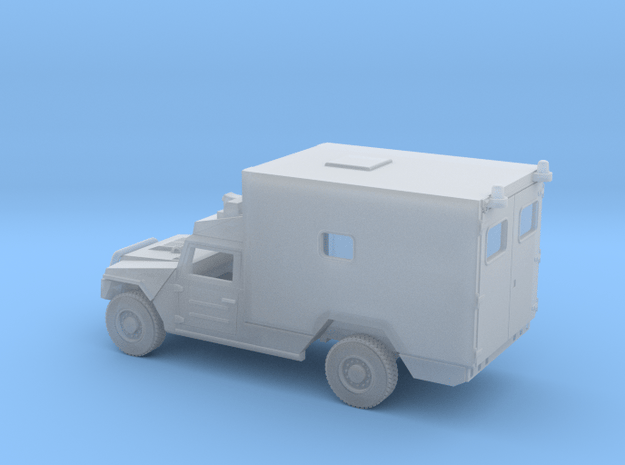 URO VAMTAC-ST5-Ambulancia-144-proto-01 in Smooth Fine Detail Plastic