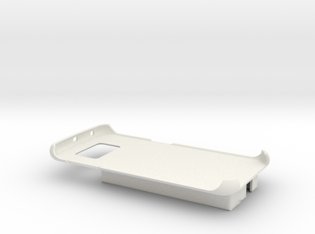 Galaxy S6 / Dexcom Case - Nightscout or Share in White Natural Versatile Plastic