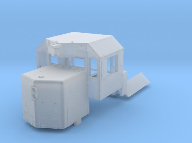 N Scale WC/AC SD40-2 Kit