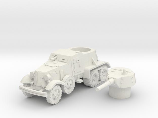 BA 36 with tracks (Soviet) 1/100 in White Natural Versatile Plastic