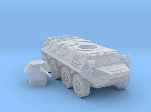 BTR- 60 vehicle (Russian) 1/200 in Smooth Fine Detail Plastic