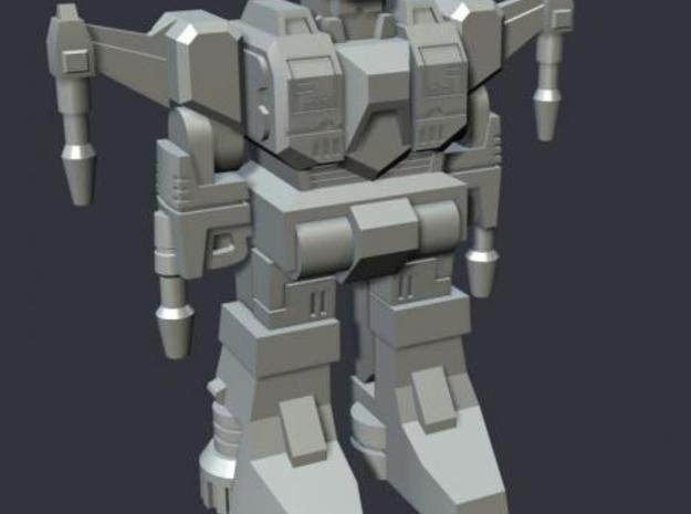 WST Topspin in Smooth Fine Detail Plastic