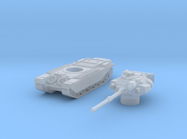 Centurion tank Late (British) 1/200 in Smooth Fine Detail Plastic