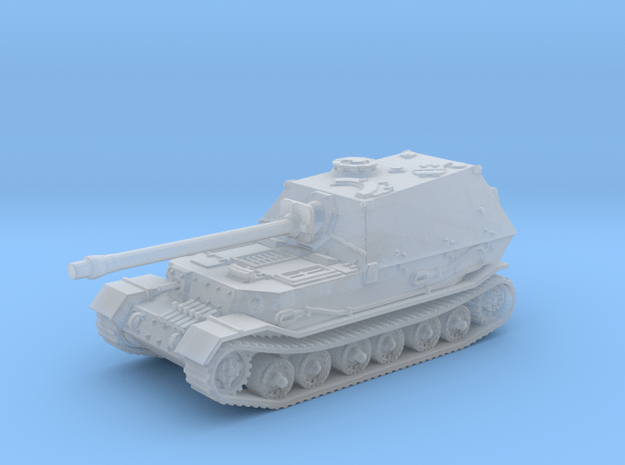 Elefant tank (Germany) 1/200 in Smooth Fine Detail Plastic