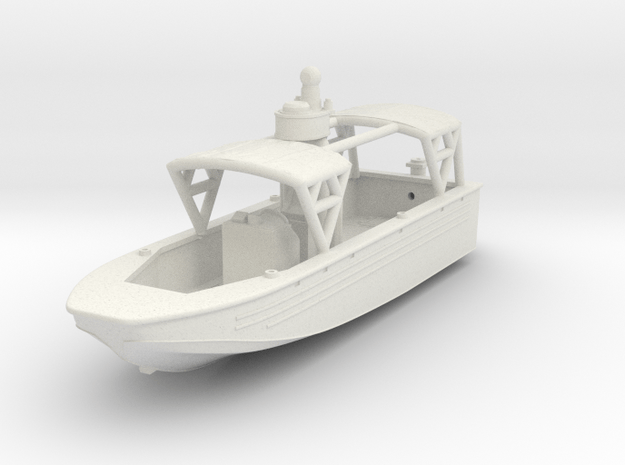 1/144 USN SWCC SOC-R with Canopy in White Natural Versatile Plastic