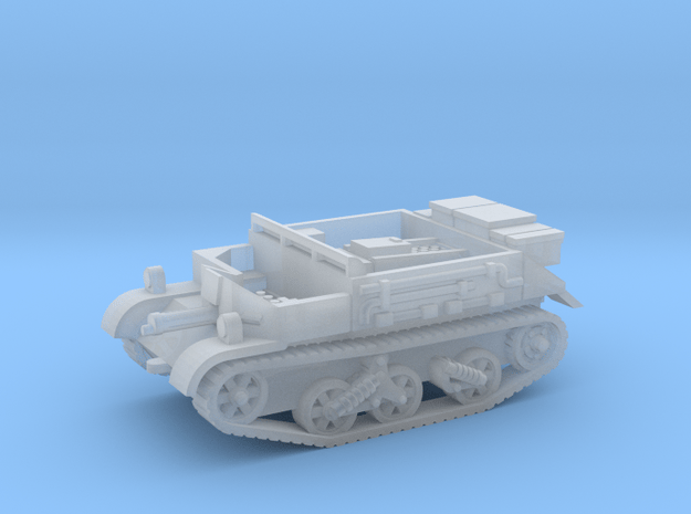Universal Carrier vehicle (British) 1/200 in Smooth Fine Detail Plastic