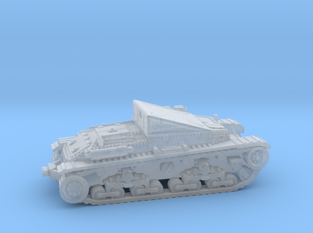 Morserzugmittel 35 tank 1/200 in Smooth Fine Detail Plastic