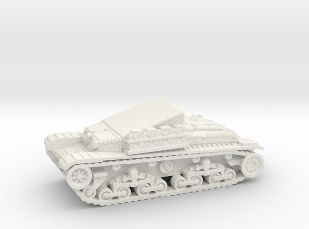 Morserzugmittel 35 tank 1/100 in White Natural Versatile Plastic