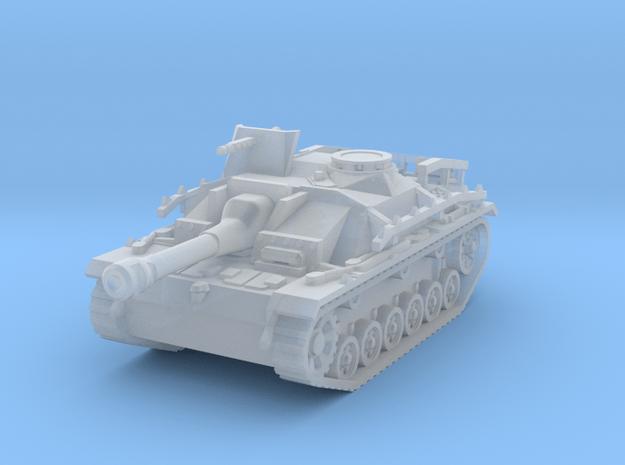 Sturmgeschutz III tank (Germany) 1/200 in Smooth Fine Detail Plastic