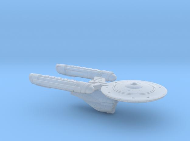 Terran Kongo Class Heavy Cruiser - 1:3125 in Smooth Fine Detail Plastic