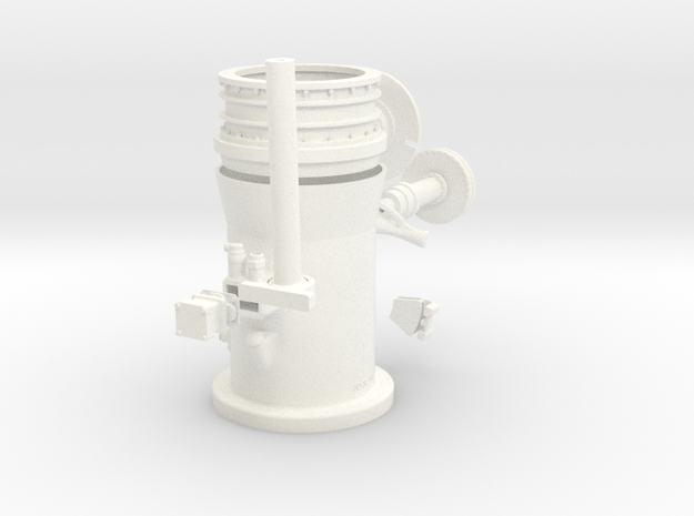 1.4 Lama BTP in White Processed Versatile Plastic
